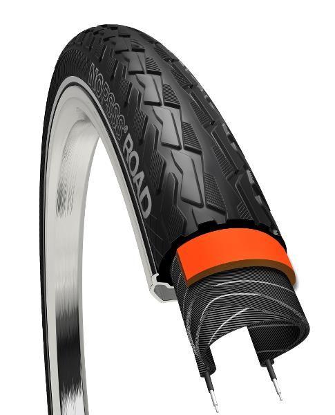 Ultra BikePartner NoPssss Road 700x28 C punkterfri dæk - Hurtig levering PL35