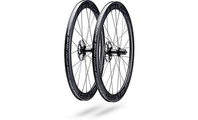 Roval CL 50 Disc Wheelset hjulsæt - Carbon/Black