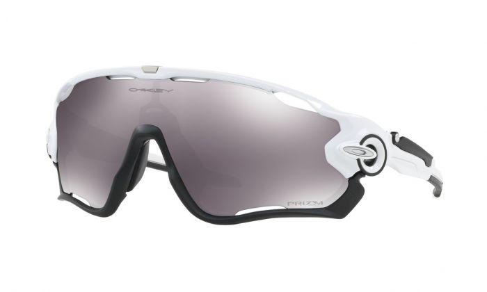 Oakley Jawbreaker - Polished white/prizm black