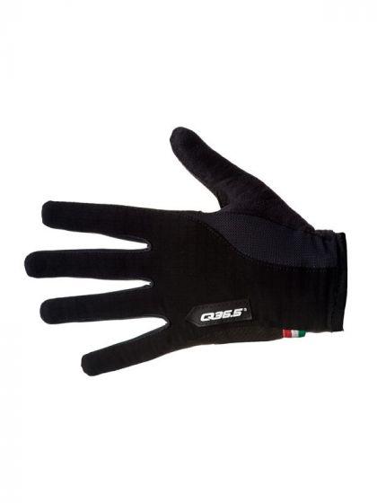 Q36.5 Long Finger Summer Glove L1 cykelhandske - Sort