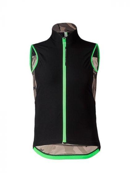 Q36.5 Vest L1 Essential cykelvest - Black/Camo