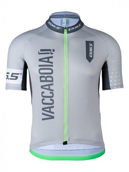 Q36.5 Jersey Short Sleeve cykeltrøje - Vaccaboia