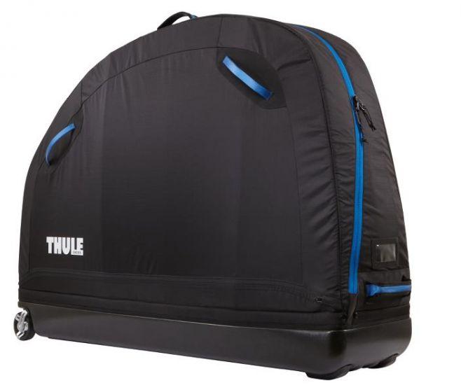 Thule RoundTrip Pro XT softshell cykelkuffert - Sort