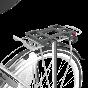 Urban Iki Child seat Rear Pink/White cykelstol til bagagebærer - Pink/hvid