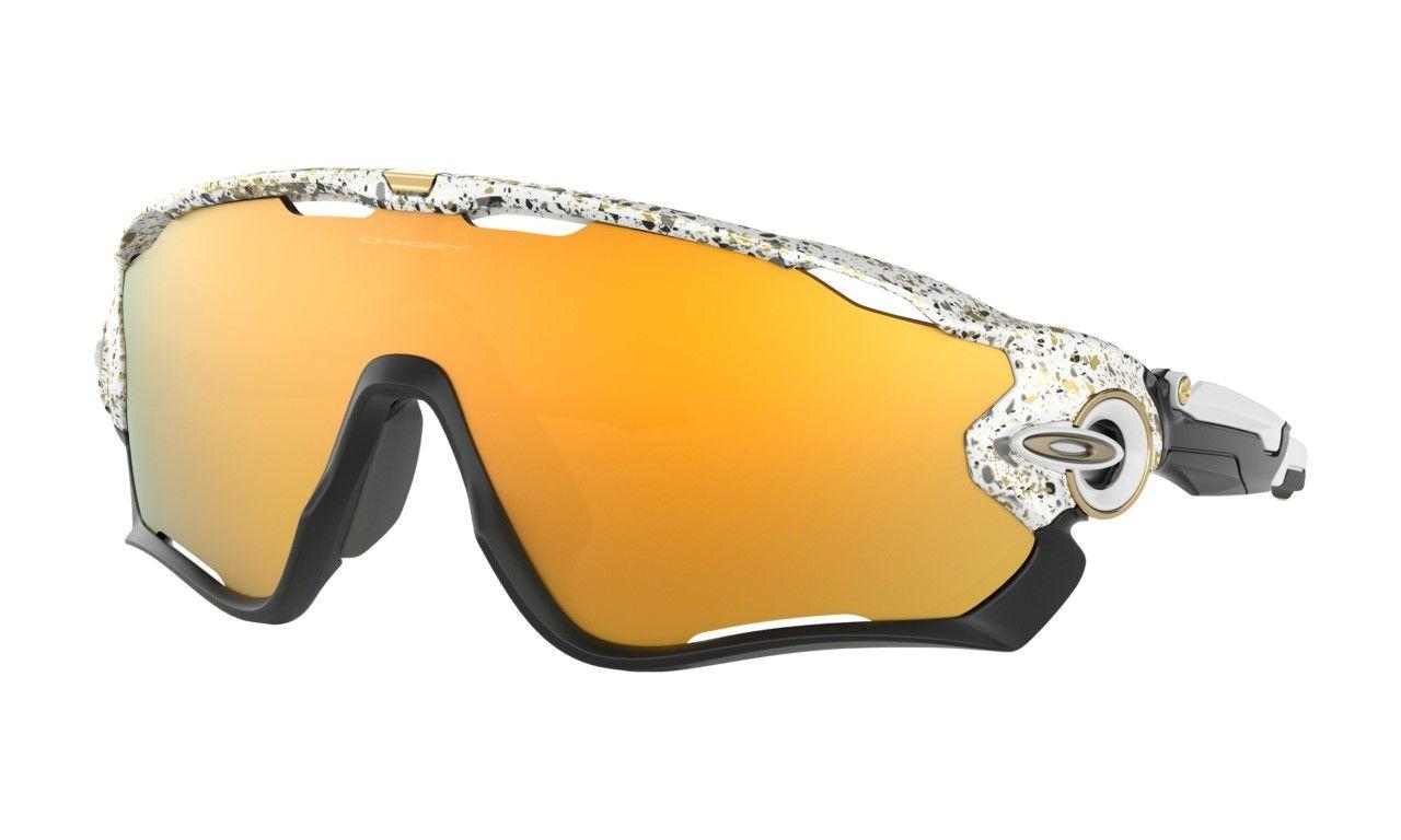 solbriller til cykling af oakley
