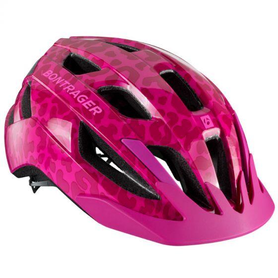 Bontrager Solstice MIPS Youth 48-55 cm. cykelhjelm til børn - Pink