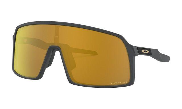 Oakley Sutro solbriller - Matte carbon/prizm 24k