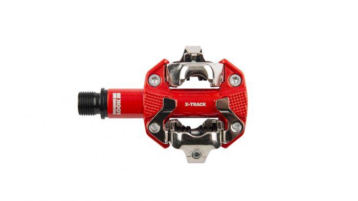 Look X-TRACK Red MTB pedal - Rød