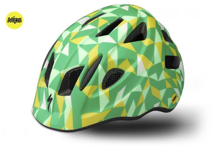 Specialized MIO MIPS cykelhjelm til børn - Ion Geo