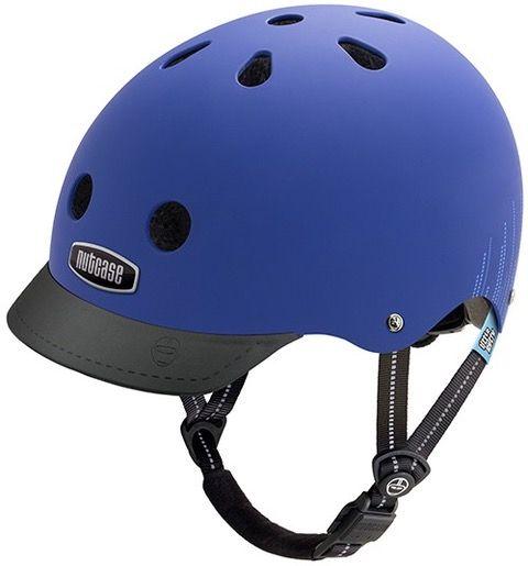 Nutcase Little Nutty GEN3 cykelhjelm til børn med MIPS - Blue Bubbles