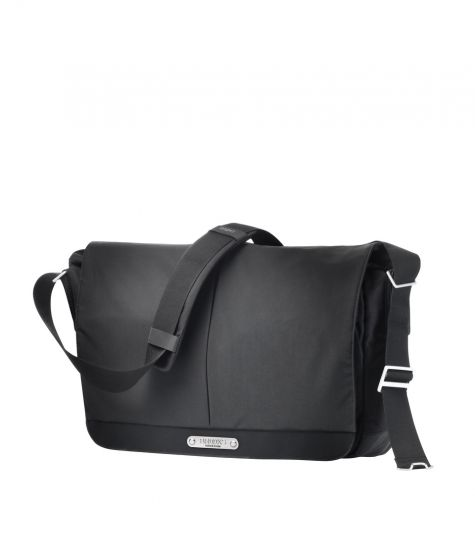 Brooks Strand messenger bag skuldertaske - Black
