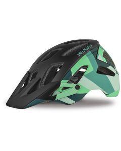 Specialized Ambush mountainbike cykelhjelm - Matte Acid Mint Fractal