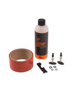 ORANGE SEAL Tubeless kit - 45 mm rim tape and sealant