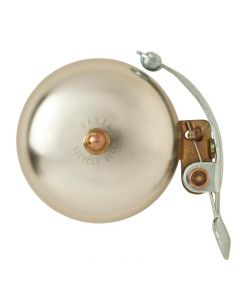Basil Portland bell retro ringeklokke - Sølv
