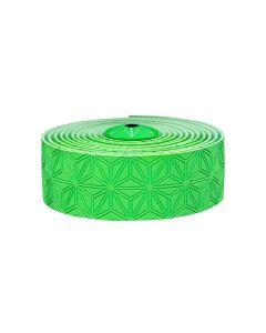 Supacaz Super sticky kush styrbånd - Neon grøn