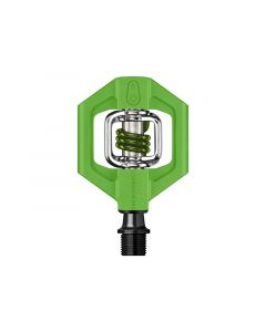 Crankbrothers Candy 1 MTB pedal - Grey/green