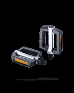 BBB BBB SteadyRest PPD-45 pedal til hverdagscykel og elcykel - Sort/grå