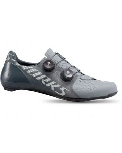 Specialized S-Works 7 road cykelsko - Cool Grey/Slate