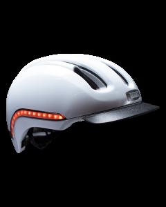 Nutcase VIO MIPS led cykelhjelm - Bianco