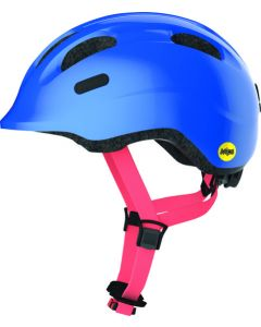 Smiley 2.1 MIPS Cykelhjelm til Børn - Sparkling Blue