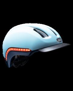 Nutcase VIO MIPS led cykelhjelm - Sky