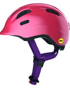 Smiley 2.1 MIPS Cykelhjelm til Børn - Sparkling Peach