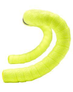 Supacaz Super sticky kush styrbånd - Neon gul