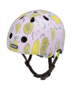 Nutcase Baby Nutty cykelhjelm - Pink lemonade