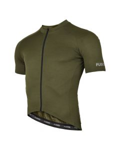 Fusion C3 Cycling Jersey cykeltrøje - Green