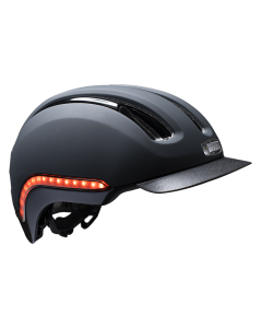 Nutcase VIO MIPS led cykelhjelm - Kit black