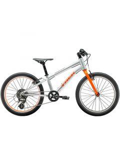 "Trek Wahoo 20"" børnecykel MTB - Quicksilver/Roarange"
