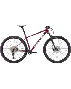 Specialized Chisel Mountainbike - Gloss Raspberry/White