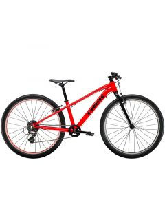 "Trek Wahoo 26"" MTB til børn - Viper Red/Trek Black"