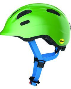 Smiley 2.1 MIPS Cykelhjelm til Børn - Sparkling Green