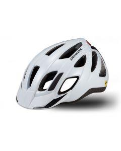 Specialized Centro LED MIPS cykelhjelm - White