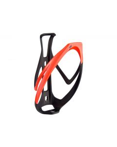 Specialized Rib Cage II flaskeholder - Matte Black/Rocket Red