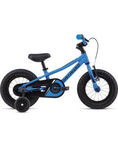 "Riprock Coaster 16"" børnecykel - Neon Blue/Black/White"