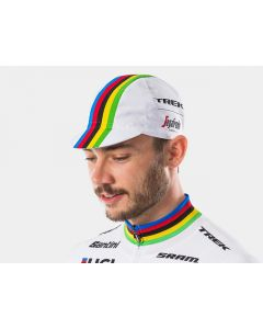 Santini Trek-Segafredo Team World Champion cykelkasket herre