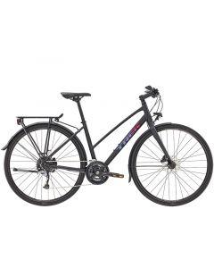 Trek FX 3 Equipped Stagger cykel - Voodoo Trek Black