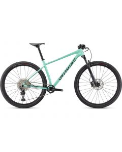 Specialized Chisel MTB - Gloss Oasis/Forest green