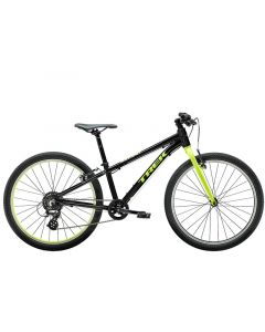 "Trek Wahoo 24"" børnecykel MTB - Black/volt"