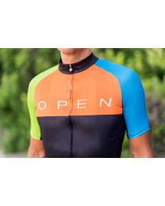 Open ASSOS SS cykeltrøje