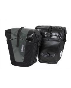 Ortlieb Back-Roller Pro Classic cykeltaske - Asphalt-black