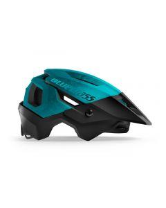 Bluegrass cykelhjelm MTB/Trail/Enduro ROGUE - Petrol Blue/Matt