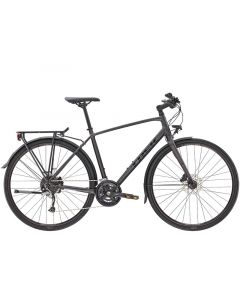 Trek FX 3 Equipped cykel - Dnister Black