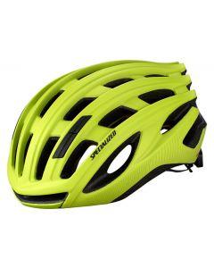 Specialized Propero III med ANGi og MIPS cykelhjelm - Hyper green