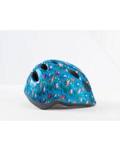 Bontrager Little Dipper MIPS børnehjelm - Blue Toybox