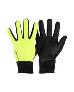 Bontrager Circuit Thermal cykelhandsker - Gul