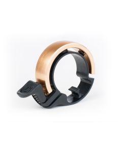 Knog Oi Luxe Large ringeklokke - Brass
