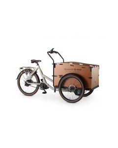 Seaside Bike 2021 Med Trådløs Automatgear - Champagne